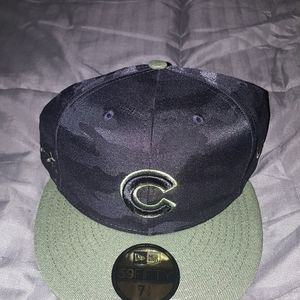 CHICAGO CUBS NEW ERA HAT SIZE 7 1/2
